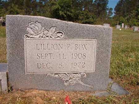 BOX SOCKWELL, LILLION P - Ouachita County, Arkansas   LILLION P BOX SOCKWELL - Arkansas Gravestone Photos