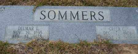 SOMMER, GREER C - Ouachita County, Arkansas | GREER C SOMMER - Arkansas Gravestone Photos