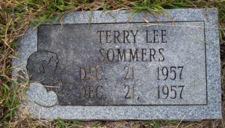 SOMMERS, TERRY LEE - Ouachita County, Arkansas | TERRY LEE SOMMERS - Arkansas Gravestone Photos