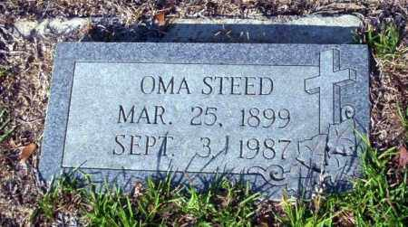 STEED, OMA - Ouachita County, Arkansas | OMA STEED - Arkansas Gravestone Photos
