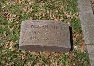 STEELE, WILLIAM - Ouachita County, Arkansas | WILLIAM STEELE - Arkansas Gravestone Photos