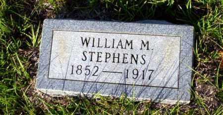 STEPHENS, WILLIAM M - Ouachita County, Arkansas | WILLIAM M STEPHENS - Arkansas Gravestone Photos