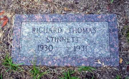 STINNETT, RICHARD THOMAS - Ouachita County, Arkansas | RICHARD THOMAS STINNETT - Arkansas Gravestone Photos