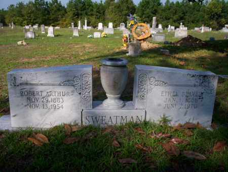 BEAVER SWEATMAN, ETHEL - Ouachita County, Arkansas   ETHEL BEAVER SWEATMAN - Arkansas Gravestone Photos