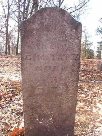 TATE, ADALINE - Ouachita County, Arkansas | ADALINE TATE - Arkansas Gravestone Photos