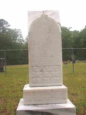 TATE, R J - Ouachita County, Arkansas | R J TATE - Arkansas Gravestone Photos