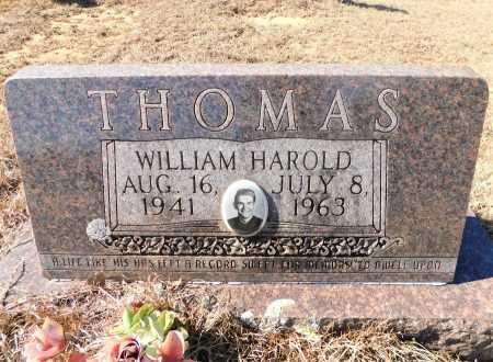 THOMAS, WILLIAM HAROLD - Ouachita County, Arkansas | WILLIAM HAROLD THOMAS - Arkansas Gravestone Photos