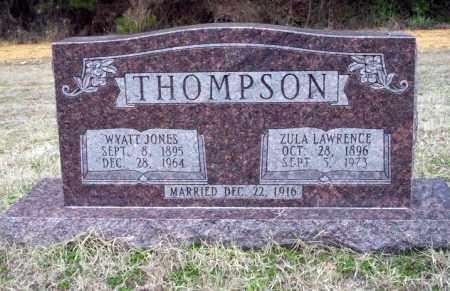THOMPSON, WYATT JONES - Ouachita County, Arkansas | WYATT JONES THOMPSON - Arkansas Gravestone Photos