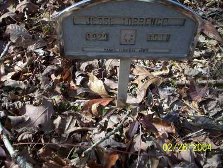 TORRENCE, JESSE - Ouachita County, Arkansas | JESSE TORRENCE - Arkansas Gravestone Photos