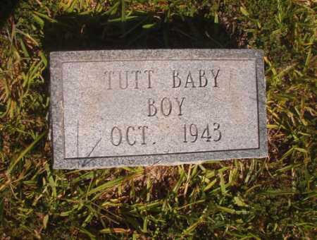 TUTT, BABY BOY - Ouachita County, Arkansas   BABY BOY TUTT - Arkansas Gravestone Photos