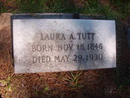 TUTT, LAURA A - Ouachita County, Arkansas | LAURA A TUTT - Arkansas Gravestone Photos