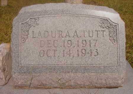 TUTT, LADURA A - Ouachita County, Arkansas   LADURA A TUTT - Arkansas Gravestone Photos