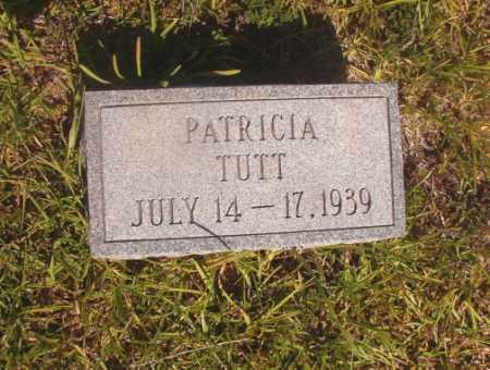 TUTT, PATRICIA - Ouachita County, Arkansas | PATRICIA TUTT - Arkansas Gravestone Photos