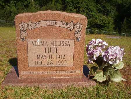 TUTT, VELMA MELISSA - Ouachita County, Arkansas | VELMA MELISSA TUTT - Arkansas Gravestone Photos