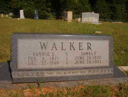 WALKER, JAMES F - Ouachita County, Arkansas | JAMES F WALKER - Arkansas Gravestone Photos