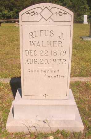 WALKER, RUFUS J - Ouachita County, Arkansas   RUFUS J WALKER - Arkansas Gravestone Photos