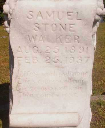 WALKER, SAMUEL STONE - Ouachita County, Arkansas | SAMUEL STONE WALKER - Arkansas Gravestone Photos