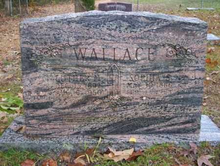 WALLACE, LUTHER M - Ouachita County, Arkansas | LUTHER M WALLACE - Arkansas Gravestone Photos