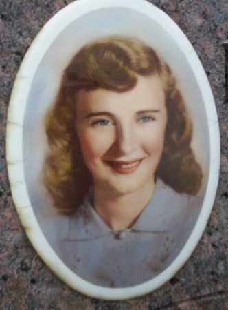 WARLICK PICTURE, BETTY JEAN - Ouachita County, Arkansas   BETTY JEAN WARLICK PICTURE - Arkansas Gravestone Photos