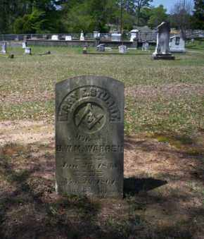 STEWART WARREN, MARY - Ouachita County, Arkansas | MARY STEWART WARREN - Arkansas Gravestone Photos