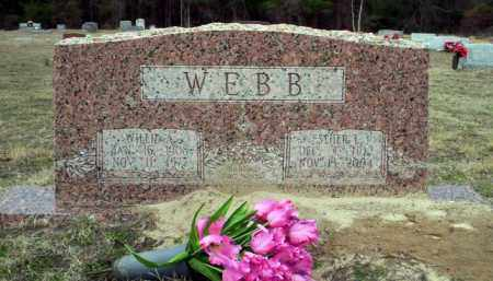 WEBB, ESTHER L - Ouachita County, Arkansas | ESTHER L WEBB - Arkansas Gravestone Photos