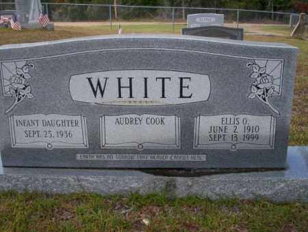 WHITE, ELLIS O - Ouachita County, Arkansas | ELLIS O WHITE - Arkansas Gravestone Photos