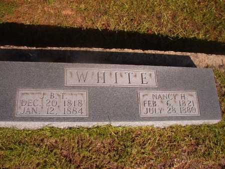 WHITE, NANCY H - Ouachita County, Arkansas | NANCY H WHITE - Arkansas Gravestone Photos