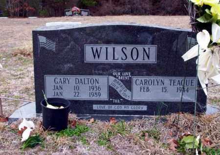 WILSON, GARY DALTON - Ouachita County, Arkansas   GARY DALTON WILSON - Arkansas Gravestone Photos