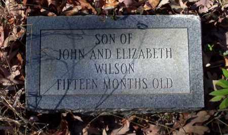 WILSON, SON - Ouachita County, Arkansas   SON WILSON - Arkansas Gravestone Photos