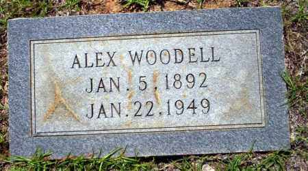 WOODELL, ALEX - Ouachita County, Arkansas   ALEX WOODELL - Arkansas Gravestone Photos