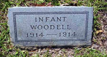 WOODELL, INFANT - Ouachita County, Arkansas   INFANT WOODELL - Arkansas Gravestone Photos