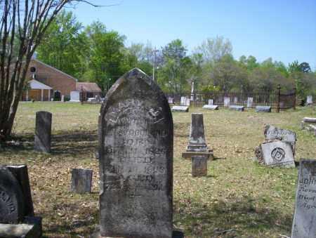 WOODLAND, MARY J - Ouachita County, Arkansas   MARY J WOODLAND - Arkansas Gravestone Photos