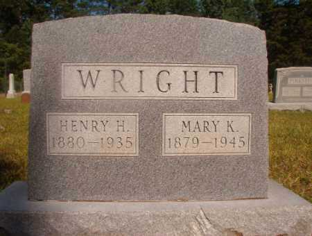 WRIGHT, MARY K - Ouachita County, Arkansas | MARY K WRIGHT - Arkansas Gravestone Photos