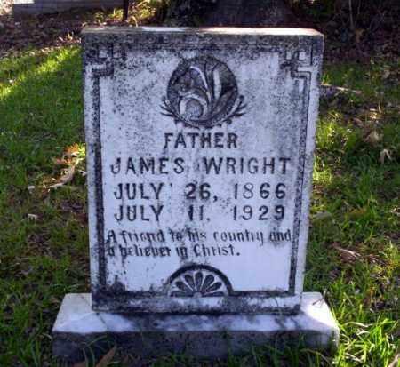 WRIGHT, JAMES - Ouachita County, Arkansas   JAMES WRIGHT - Arkansas Gravestone Photos