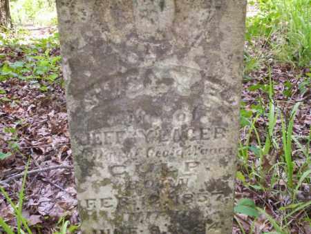 YEAGER, SUSAN E - Ouachita County, Arkansas | SUSAN E YEAGER - Arkansas Gravestone Photos
