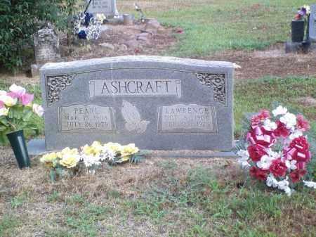 ASHCRAFT, LAWRENCE - Perry County, Arkansas   LAWRENCE ASHCRAFT - Arkansas Gravestone Photos