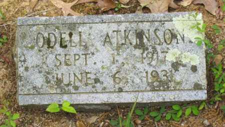 ATKINSON, ODELL - Perry County, Arkansas | ODELL ATKINSON - Arkansas Gravestone Photos