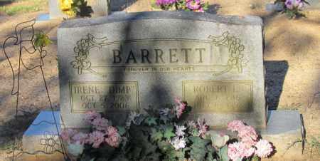 "BARRETT, IRENE ""DIMP"" - Perry County, Arkansas   IRENE ""DIMP"" BARRETT - Arkansas Gravestone Photos"