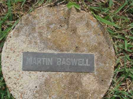 BASWELL, MARTIN - Perry County, Arkansas | MARTIN BASWELL - Arkansas Gravestone Photos