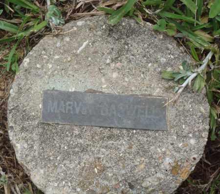 BASWELL, MARVIN - Perry County, Arkansas   MARVIN BASWELL - Arkansas Gravestone Photos