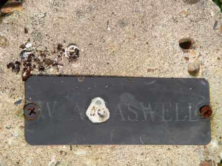 BASWELL, W A - Perry County, Arkansas | W A BASWELL - Arkansas Gravestone Photos