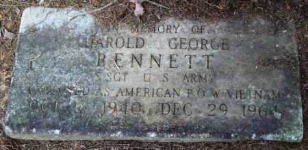 BENNETT  (VETERAN VIET POW), HAROLD GEORGE - Perry County, Arkansas | HAROLD GEORGE BENNETT  (VETERAN VIET POW) - Arkansas Gravestone Photos