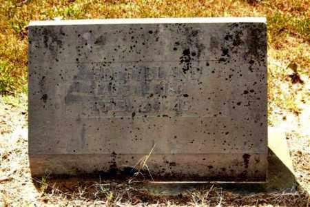 BLAND, ED F. - Perry County, Arkansas | ED F. BLAND - Arkansas Gravestone Photos
