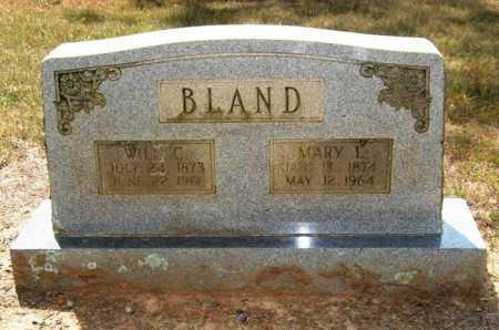 BLAND, MARY L. - Perry County, Arkansas | MARY L. BLAND - Arkansas Gravestone Photos