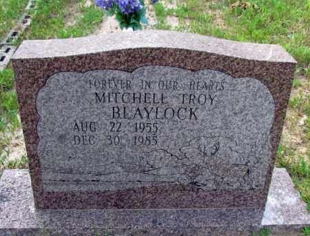 BLAYLOCK, MITCHELL TROY - Perry County, Arkansas | MITCHELL TROY BLAYLOCK - Arkansas Gravestone Photos