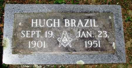 BRAZIL, HUGH - Perry County, Arkansas | HUGH BRAZIL - Arkansas Gravestone Photos