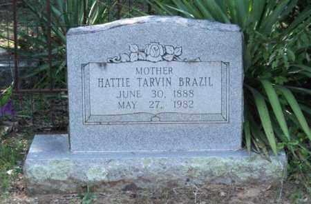 BRAZIL, HATTIE - Perry County, Arkansas   HATTIE BRAZIL - Arkansas Gravestone Photos