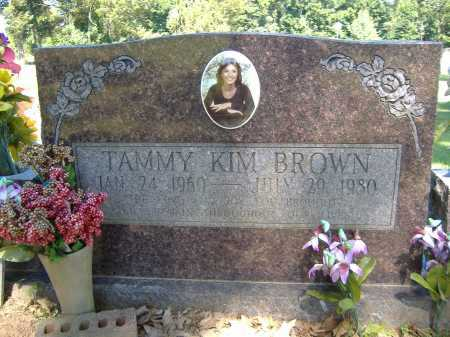 BROWN, TAMMY KIM - Perry County, Arkansas | TAMMY KIM BROWN - Arkansas Gravestone Photos