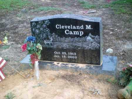 CAMP, CLEVELAND M. - Perry County, Arkansas | CLEVELAND M. CAMP - Arkansas Gravestone Photos