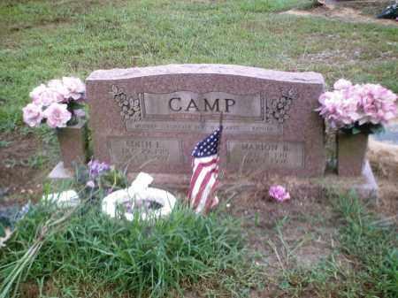CAMP (2), MARION BOLDEN - Perry County, Arkansas   MARION BOLDEN CAMP (2) - Arkansas Gravestone Photos